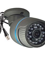 1/3 cmos 1200tvl vandtæt ip66 kamera førende overvågningskamera til hjemmet sikkerhed