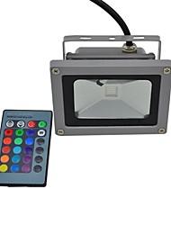 Fari LED 1 Illuminazione LED integrata 440lm lm Colori primari RGB K Impermeabile Controllo a distanza AC 85-265 V