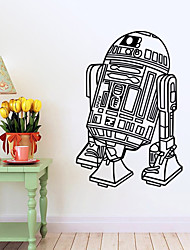 cheap -W-26Star Wars Wall Art Sticker Wall Decal DIY Home Decoration Wall Mural Removable Bedroom Sticker