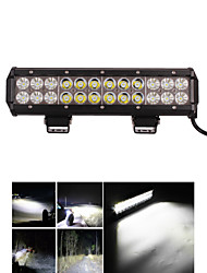 """12"""" inch 72W Cree LED Work Light Bar for Tractor Boat Off-Road 4WD 4x4 Truck SUV ATV Spot Flood Combo Beam 12v 24v"""