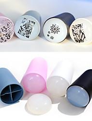 Недорогие -ногтей инструменты искусства печати