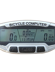 Недорогие -Велосипеды для активного отдыха Велосипедный спорт/Велоспорт Горный велосипед Шоссейный велосипед ВелокомпьютерВодонепроницаемость Odo -