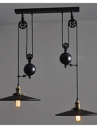 cheap -Creative Metal Pendant Ligh, Modern Kitchen Pendant Lamps Bar Cafe Hallway Balcony Pendant Lamp