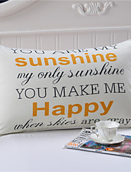 Sunshine Body Pillow Case Unique Design Home Textiles For Double Bolster 20inchx30inch Pillowcase Wedding Gift