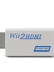 cheap -Wii 2HDMI Convereter