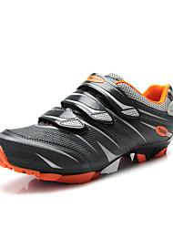 Tiebao Tênis Sapatos para Ciclismo Unisexo Anti-Escorregar Almofadado Anti-desgaste Prova de Água RespirávelAo ar Livre Bicicleta De