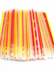 glowstick diy luce luminoso braccialetto 100 pc
