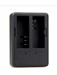 abordables -Chargeur de batterie Pratique Pour Caméra d'action M10 SJ5000 SJ4000 SJCAM Universel Polyester Métal