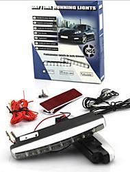 Недорогие -E-MARK СИД DRL для европейского рынка юридически доступные для лучшей установки IP68 водонепроницаемый Resisitance автомобиль СИД DRL