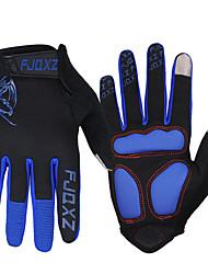 FJQXZ Aktivnost / Sport Rukavice Biciklističke rukavice Rukavice za ekrane osjetljive na dodir Ugrijati Vjetronepropusnost Podstava od