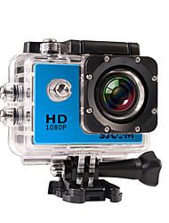 Недорогие -SJCAM SJ4000 Экшн камера / Спортивная камера GoPro ведет видеоблог Водонепроницаемый / Многофункциональный / ЖК экран 32 GB 30fps 12 mp 4X 4000 x 3000 пиксель Дайвинг / Универсальный / Скайдайвинг 2