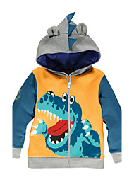 cheap -2016 New Spring Autumn Cotton Fabric Baby Boys Jacket Coat Kids Children Clothes With Hooded