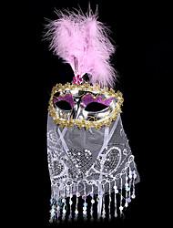 Angel/Devil Mask Unisex Halloween Carnival Festival/Holiday Halloween Costumes