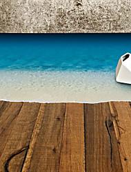 economico -Moda / Paesaggio / Tempo libero Adesivi murali Adesivi aereo da parete Adesivi decorativi da parete,PVC Materiale RimovibileDecorazioni