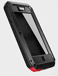 cheap -Case For Apple iPhone 8 iPhone 8 Plus iPhone 5 Case iPhone 6 iPhone 6 Plus iPhone 7 Plus iPhone 7 Water/Dirt/Shock Proof Full Body Cases