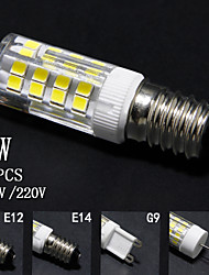 cheap -5PCS, G4/G9/E12/E14,4W,110V/220V,double contacts corn lights, indicating bulbs, bulbs,  household lighting, corn lights