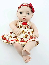baratos -boneca reborn npkdoll difícil silicone 11inch 28 centímetros impermeável menina chapéu vermelho