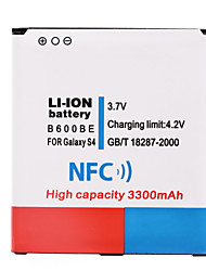 3.7V 3300mAh Li-ion Battery with NFC for Samsung S4 i9500