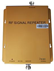 baratos -tri sinal de banda de reforço dcs GSM 900MHz 1800MHz wcdma 2100MHz três redes de telefonia móvel 1000m2 cobertura impulsionador