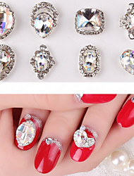 cheap -2 Nail Jewelry Abstract Classic Daily Abstract Classic High Quality