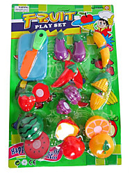 cheap -Pretend Play Toys ABS Girls' 11 Pieces