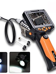 "cheap -3.5"" 8.2mm  LCD Video Inspection Camera Endoscope Borescope Snake Scope Rotate"