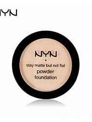 cheap -1 pcs Pressed Powder Dry Pressed powder Long Lasting / Natural Face China