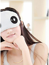 cheap -Mask Travel Eye Mask / Sleep Mask Sleep mask Portable Wearable Comfortable Travel Rest 1pc for Travel Traveling