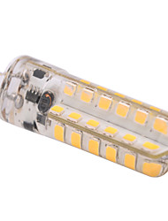 abordables -G4 Luces LED de Doble Pin T 48 leds SMD 2835 Decorativa Blanco Cálido Blanco Fresco 500lm 2800-3200/6000-6500K DC 12 AC 12 AC 24 DC 24V