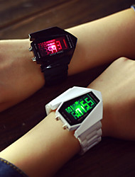 cheap -2016 Fashion LED Screen Watch Luminous Light-Emitting Strap Students Lovers Watches (Assorted Color) Cool Watches Unique Watches
