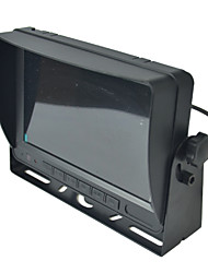 cheap -7 inch TFT-LCD 170 Degree Car Reversing Monitor Night Vision for Car / Bus