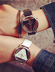 cheap -2016 Fashion Simple Unisex Couple's Watches Student Men Or Women Skeleton Watch (Assorted Color) Cool Watches Unique Watches
