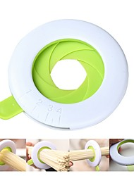 Durable Adjusting disk Noodles Component Selector Spaghetti Compass Pasta Cutter Measuring Tools