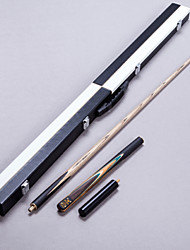 cheap -3/4 Jointed Handmade snooker/Pool Cue JY brand billiard cue+Cue Case