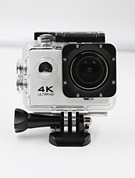 cheap -H9K Sports Action Camera 12MP 2048 x 1536 / 2592 x 1944 / 3264 x 2448 / 1920 x 1080 / 3648 x 2736 / 640 x 480WiFi / Waterproof / All in