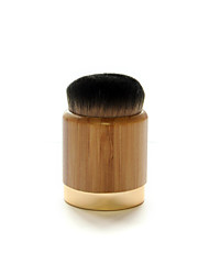 cheap -1 Foundation Brush Nylon Eco-friendly Professional Wood Face