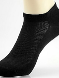 Low Cut Socks Men's Breathable Sweat-wicking Low-friction-6 Pairs for Yoga Pilates Golf Cycling / Bike Fitness LeisureSports Football