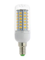 cheap -700 lm E14 G9 GU10 E26/E27 E26 E12 B22 LED Corn Lights T 56 leds SMD 5730 Warm White Cold White AC 85-265V