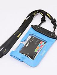 Недорогие -Сухие боксы Водонепроницаемые сумки Чехлы для камер Защита от влаги Подводное плавание и снорклинг PVCОранжевый Зеленый Синий Черный