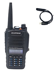 cheap -BaoFeng BF-A58 WATERPROOF ANTI DUST TWO WAY RADIO 136-174/ 400-520MHZ WATERPROOF Radio+USB Programming Cable