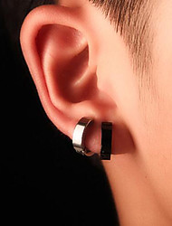 cheap -Hot Sell Titanium Steel Earring Ear Cuffs Daily / Casual 1pc