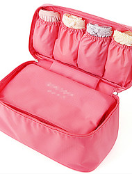 Travel Luggage Organizer / Packing Organizer Travel Storage for Bras Clothes Fabric / Travel