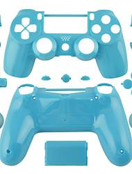 preiswerte -Ersatz-Controller Fall für PS4-Steuerung PS4 Fall (gelb / blau / grün)
