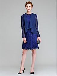 cheap -Chiffon Wedding Party Evening Women's Wrap Coats / Jackets