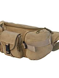 cheap -1 L Belt Pouch/Belt Bag Waist Bag/Waistpack Camping / Hiking Fishing Climbing Riding Running Traveling Quick Dry Rain-Proof Wearable