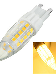 abordables -300-400 lm G9 Luces LED de Doble Pin Luces Empotradas 44 leds SMD 2835 Decorativa Blanco Cálido Blanco Fresco AC 220-240V