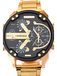 Men's Watches Brand Quartz Watch Men Casual Business Japan Leather Analog Watch Men's Montres Hommes Wrist Watch Cool Watch Unique Watch