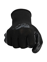 Garden Black Gloves