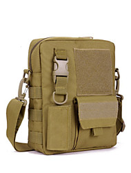 cheap -Men's Messenger Bags Fishing Military Sport Crossbody Tactical Bag Satchel Military Bag MOLLE System Single Shoulder