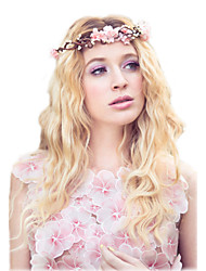 Boho Hair Accessories Wedding Headpiece Flower Crown Bridal Headband